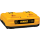 Dewalt DC9320 Heavy-Duty 7.2V-18V NiCd/NiMH/Li-Ion 1 Hour Dual Port Charger