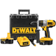 Dewalt DCD950VX 18V 1/2'' XRP™ Hammerdrill/Drill/Driver w/Vehicle Charger