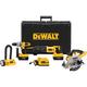 Dewalt DCX6401, 36V Cordless Hammerdrill/ Circ Recip Combo Kit