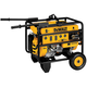 Dewalt DG6300B 6300 Watt Commercial Generator with 18V Battery Start