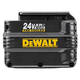 Dewalt DW0242 24V XR+™ Pack FAN COOLED Extended Run-Time Battery