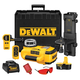 Dewalt DW079KD Heavy-Duty 18V Self-Leveling Cordless Int/Ext Rotary Laser Kit