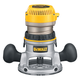 Dewalt DW616 Heavy-Duty 1-3/4 HP maximum motor HP Fixed Base Router