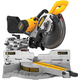 DeWALT DW717 Heavy-Duty 10'' (254mm) Double-Bevel Sliding Compound Miter Saw