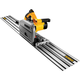 Dewalt Heavy-Duty 6-1/2'' Track Saw Kit with 59