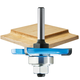 Rockler Back Cutter Router Bit - 2-1/8