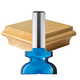 Rockler Drawer Pull Router Bit - 1-3/8