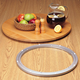 Lazy Susan, Heavy-Duty Swivel