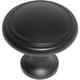 Flat Black Knob