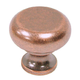 Top Knobs Flat faced round Knob, M278