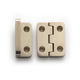 Solid Brass Small-Box Hinge