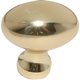 Top Knobs Egg Knob, M368