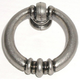 Pewter Antique Newton Ring Pull