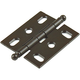 Century Solid Brass, Cabinet Hinge, Oil Rubbed Bronze, 72042-10B