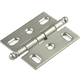 Century Solid Brass, Cabinet Hinge, Dull Satin Nickel, 72042-DSN