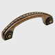 Century Solid Brass, Pull, 3'' c.c. Aged Copper, 13553-AC