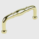 Century Solid Brass, Pull, 3'' c.c. Polished Brass, 13843-3