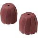 Inflatable Bowl Sander 150 Grit Sleeves - 2 per pack