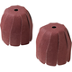 Inflatable Bowl Sander 320 Grit Sleeves - 2 per pack