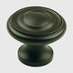Century Solid Brass, Knob, 1-1/4'' dia. Oil Rubbed Bronze, 11426-10B