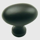 Century Solid Brass, Knob, 1-3/8'' dia. Oil Rubbed Bronze, 13117-10B