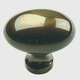 Century Solid Brass, Knob, 1-3/8'' dia. Polished Antique, 13117-PA