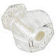 G30 Clear Glass Knob