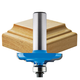 Rockler OE869 Decorative Ogee Router Bit - 1-5/8