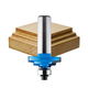 Rockler OE833 Twin Step Ogee Router Bit - 1-1/4