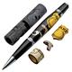 Police Laser-Cut Inlay Pen Kit Blank