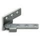 Pl-100 Series Stainless Steel Overlay Pivot Hinge, Left (PL-100L)