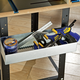 Rockler Dust-Free Shop Tray, 5'' x 18'' x 3''