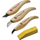 FlexCut® 3-Pc. Chip Carving Set