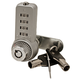 Combi-Cam Ultra Cam Lock with Master Key
