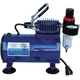 Paasche® 1/8 HP Compressor w/Regulator and Moisture Trap (D500SR)