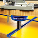 Rockler Bench Cookie Plus® 2'' T-Track Risers, 4-Pack