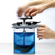 Rockler Mixing Mate® Paint Lid, Gallon Size - Stir, Pour, and Store!