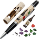 Vineyard Laser-Cut Inlay Pen Kit Blank