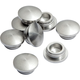 3/8'' Stainless Steel Hole Plugs, 8-Pack
