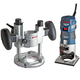 Bosch Colt PR20EVSPK Palm Router/Plunge Base Combo Kit