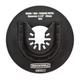 Rockwell Sonicrafter® 3-1/8'' HSS Circular Saw Blade RW8927