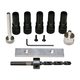 Dowelmax 1/4'' Drill Guide Package