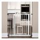 Extra Wide Walk Thru Gate w/ Pet Door