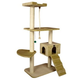 Armarkat Classic Cat Tree Model A5801 58in Beige