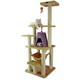 Armarkat Classic Cat Tree Model A6501 65in Beige