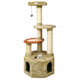 Armarkat Premium 57 inch Cat Tower with Condo