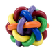 Multipet Nobbly Wobbly with Bell Dog Toy