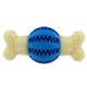 Nylabone Double Action Dog Dental Chew