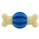Nylabone Double Action Dog Dental Chew