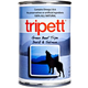 Tripett Advanced Skin and Coat Can Dog Food 12 Pk